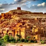 morocco for travel , morocco kasbah,kasbah ait benhadou